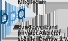 bpa - Mitglied im Bundesverband privater Anbieter sozialer Dienste e.V.