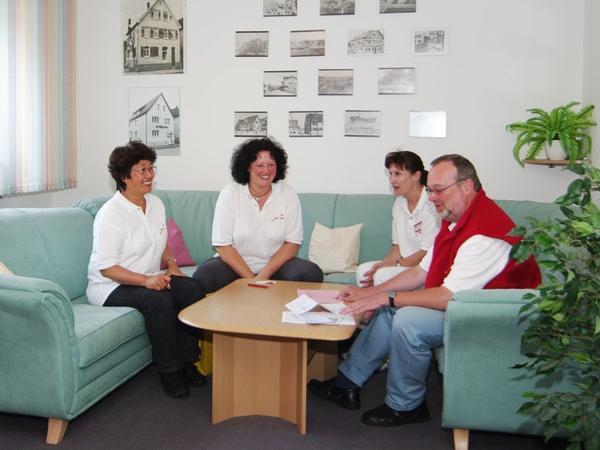 Beratungs- und Besprechungszimmer