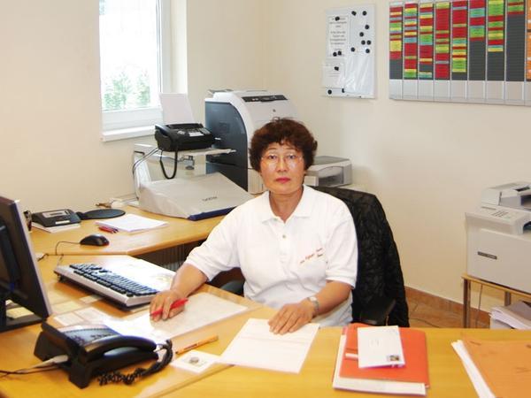 Pflegeberaterin Yoo-Sook Engel
