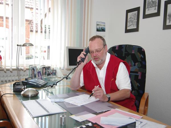Herr Günter Engel - Geschäftsführer