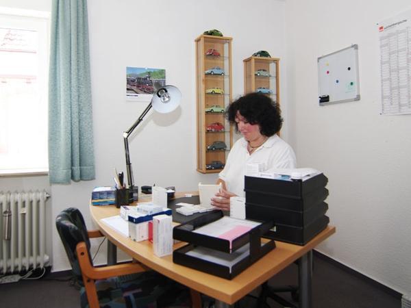 Wundberaterin Viola Stenzel