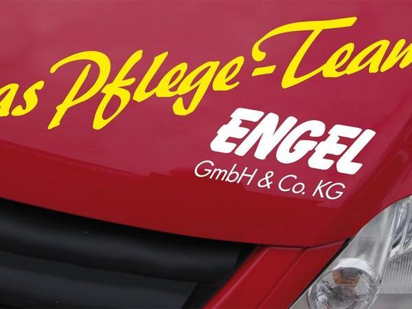 Unsere Pflegeteam-Fahrzeuge